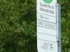 Am Bahnhof Gutenfürst stiegen die DDR-Grenzer aus dem Zug aus